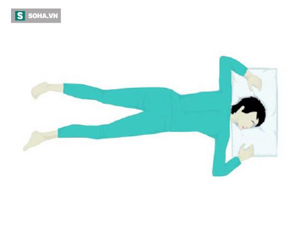 6 tư thế ngủ bật mí tính cách và cảnh báo sức khỏe: Bạn là kiểu số mấy? - Ảnh 1.