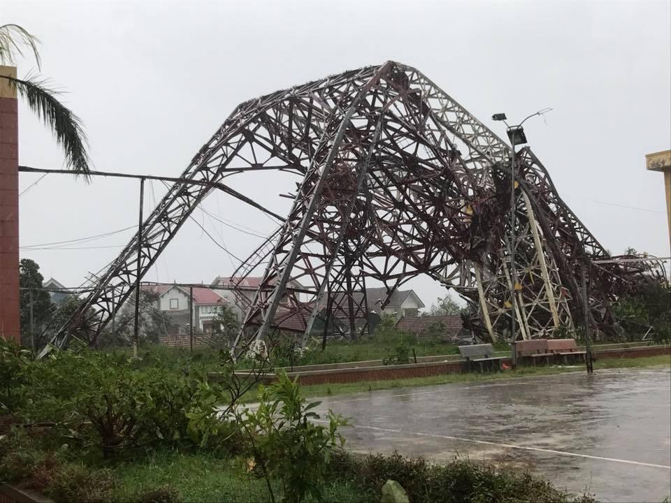Nhìn lại những hiện tượng thời tiết, thiên tai khiến người dân Việt Nam điêu đứng năm 2017 - Ảnh 10.