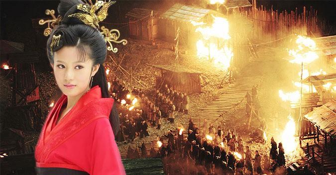 Mỹ nhân đầu tiên trong lịch sử Trung Hoa: Người khiến trái tim cả 6 bậc quân vương phải rung động và hết lòng chiều chuộng - Ảnh 2.