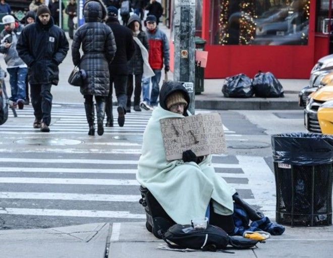 LHQ cảnh báo tình trạng đói nghèo tại Mỹ ở mức báo động - Ảnh 1.