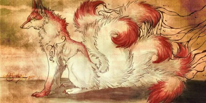 Truyền thuyết thú vị về cửu vĩ hồ ly - loài yêu tinh xinh đẹp và nguy hiểm bậc nhất, đàn ông say mê, đàn bà căm ghét - Ảnh 1.