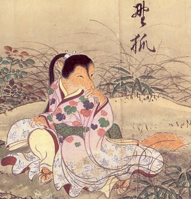 Truyền thuyết thú vị về cửu vĩ hồ ly - loài yêu tinh xinh đẹp và nguy hiểm bậc nhất, đàn ông say mê, đàn bà căm ghét - Ảnh 2.