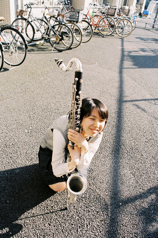 Bộ ảnh độc đáo lột tả cuộc sống nữ sinh trung học Nhật Bản những giờ phút bên ngoài giảng đường - Ảnh 8.