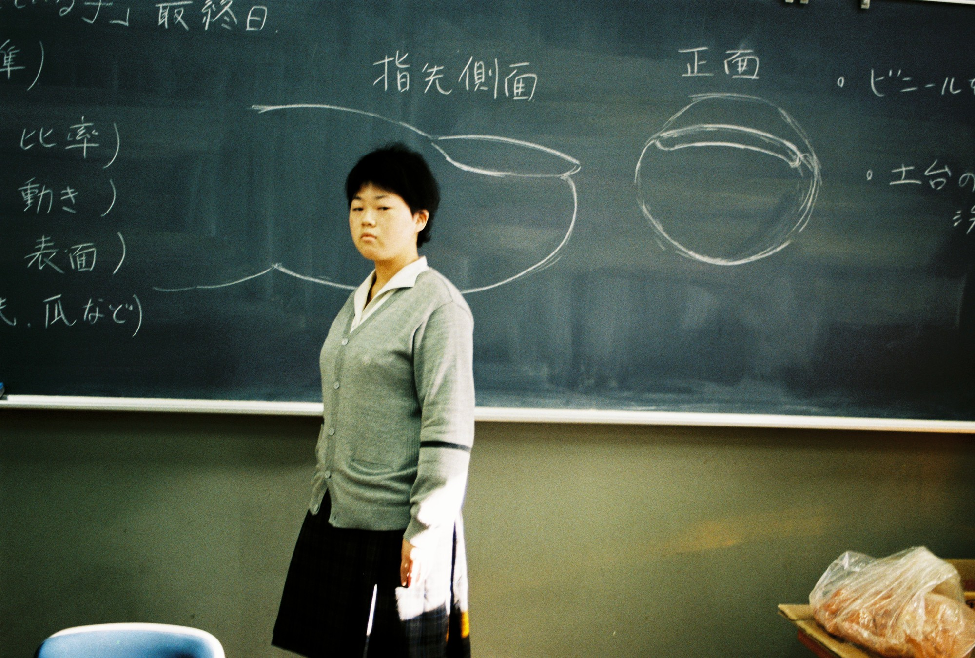 Bộ ảnh độc đáo lột tả cuộc sống nữ sinh trung học Nhật Bản những giờ phút bên ngoài giảng đường - Ảnh 12.