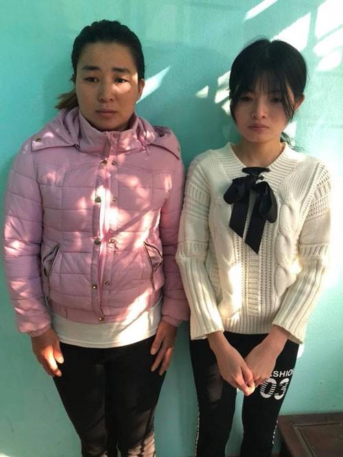 Giải cứu một cô gái bị lừa bán sang Trung Quốc làm gái mại dâm - Ảnh 1.
