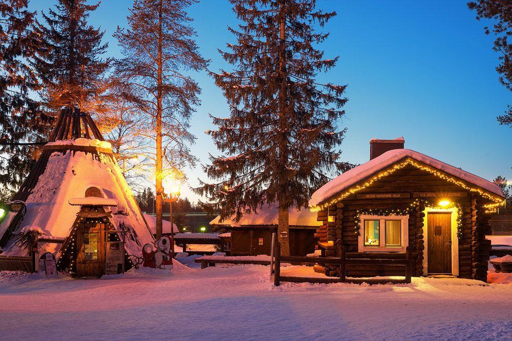 Không khí Giáng sinh ngập tràn trên toàn thế giới - Ảnh 4.