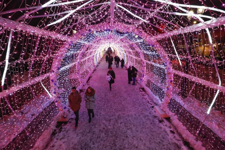 Giáng sinh rực rỡ muôn sắc màu trên toàn thế giới: Hân hoan niềm vui và bao lời chúc nhau an lành! - Ảnh 7.