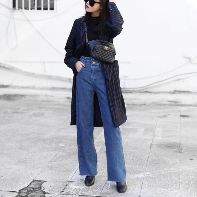 """Quên quần jeans trơn đi, còn đến 5 kiểu quần vừa đẹp vừa chất này mà các nàng nên """"bỏ túi"""" ngay - Ảnh 1."""