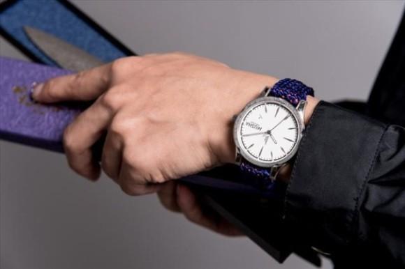 Đây là chiếc đồng hồ được tạo nên từ kỹ thuật rèn kiếm 700 năm tuổi của Nhật Bản - Ảnh 2.