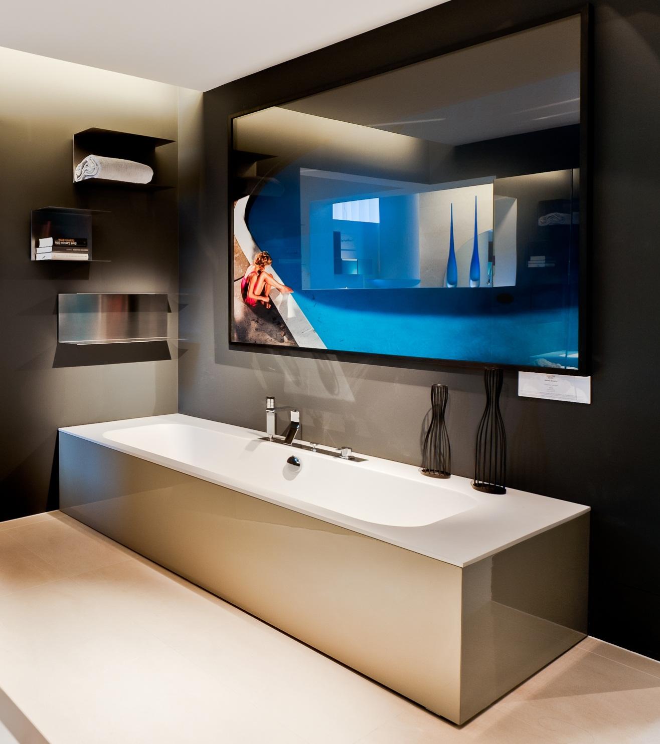 15 phòng tắm với phong cách tối giản mà vẫn cuốn hút - Ảnh 19.