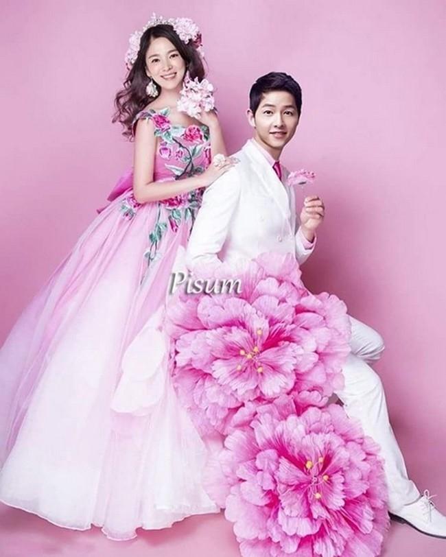 Chưa kết hôn, Song - Song đã có bộ ảnh cưới và album ảnh gia đình bên quý tử đầu lòng không thể chất hơn! - Ảnh 12.
