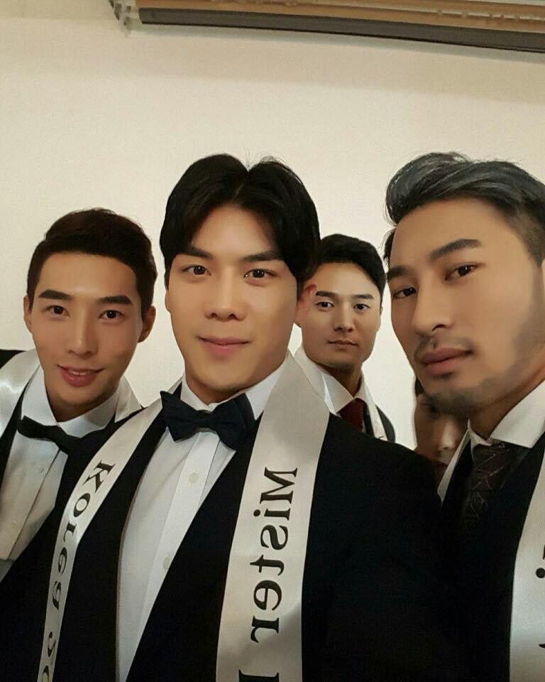 Nhan sắc thật của dàn thí sinh Nam Vương Hàn Quốc gây bão: Hoàn toàn có thể làm bạn ngã ngửa! - Ảnh 14.