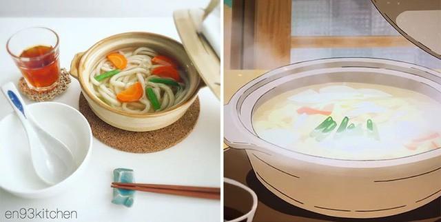 Bà nội trợ tài ba biến đồ ăn trong hoạt hình Ghibli ra đời thực - Ảnh 19.