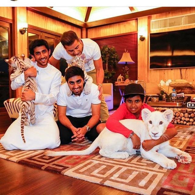 Mới 15 tuổi, cậu ấm xứ Dubai đã lọt top những triệu phú trẻ dưới 25 tuổi - Ảnh 11.