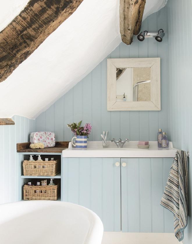 14 thiết kế phòng tắm gác mái vừa nhìn qua đã thích ngay - Ảnh 23.