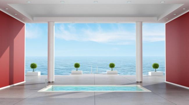 16 thiết kế bồn tắm khơi dậy cảm hứng ngay từ cái nhìn đầu tiên - Ảnh 21.