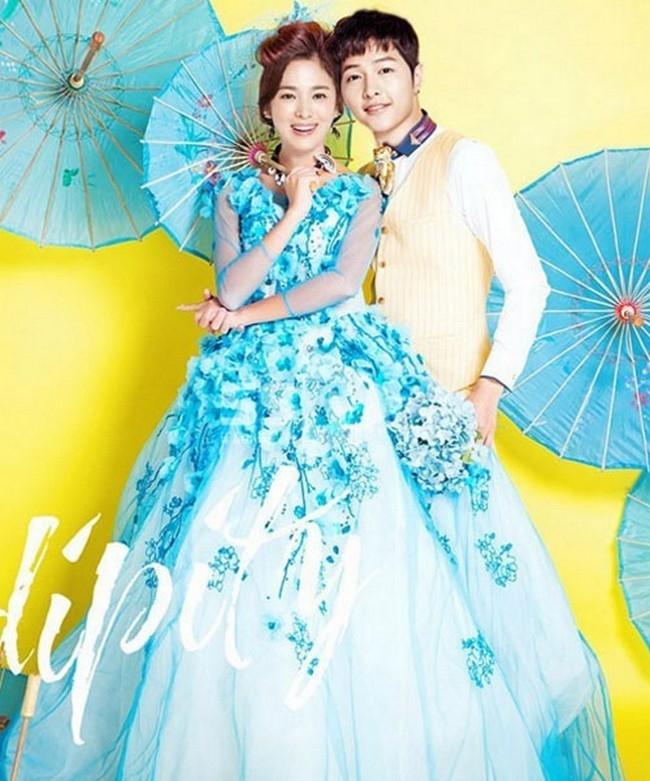 Chưa kết hôn, Song - Song đã có bộ ảnh cưới và album ảnh gia đình bên quý tử đầu lòng không thể chất hơn! - Ảnh 13.