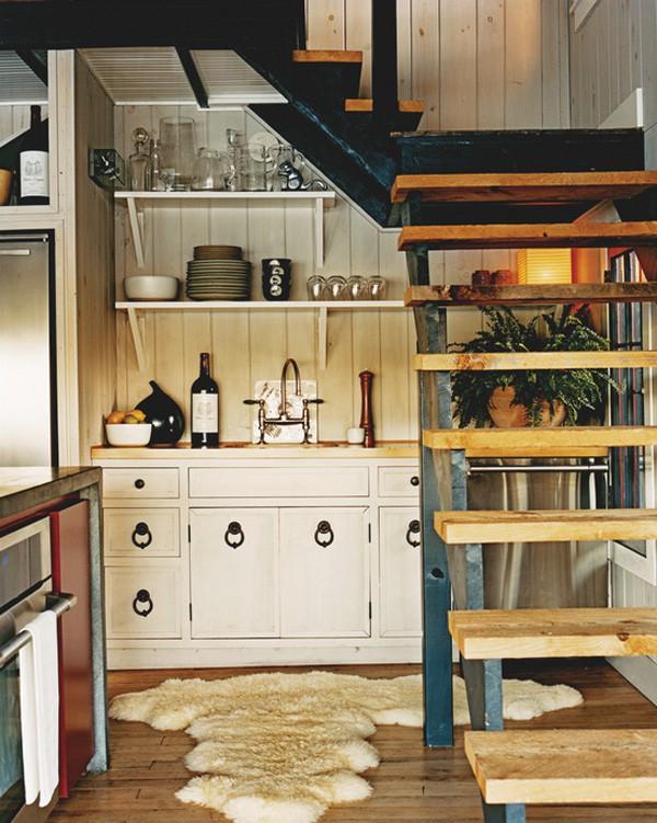 15 ý tưởng nội thất tận dụng gầm cầu thang vừa hiệu quả, vừa đẹp - Ảnh 21.