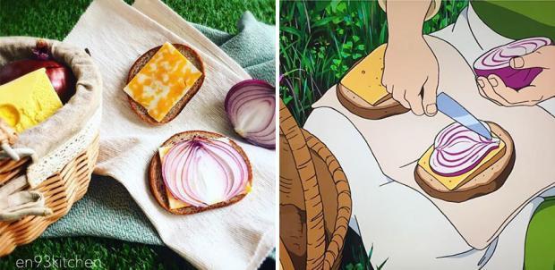 Bà nội trợ tài ba biến đồ ăn trong hoạt hình Ghibli ra đời thực - Ảnh 21.