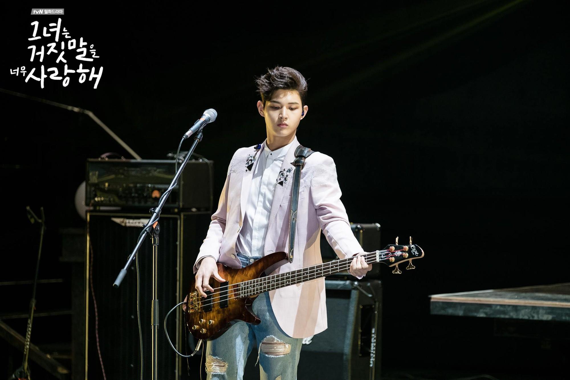 6 nam phụ được yêu thích nhất màn ảnh Hàn 2017