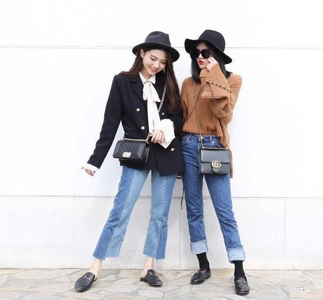 """Quên quần jeans trơn đi, còn đến 5 kiểu quần vừa đẹp vừa chất này mà các nàng nên """"bỏ túi"""" ngay - Ảnh 12."""