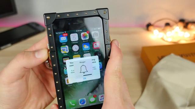 Đánh giá ốp iPhone hàng hiệu Louis Vuitton mà Hoa hậu Kỳ Duyên đang sử dụng, giá hơn 20 triệu đồng - Ảnh 22.