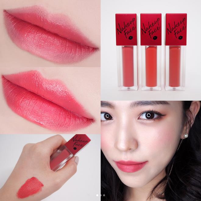 Sau son đỏ 3CE thì con gái Hàn lại mê tít 3 màu son mới của Nakeup Face - Ảnh 13.