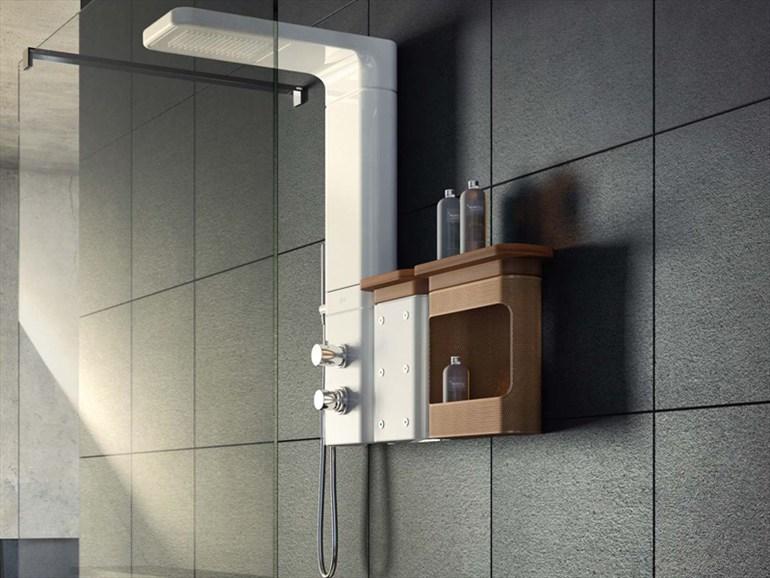 15 phòng tắm với phong cách tối giản mà vẫn cuốn hút - Ảnh 23.
