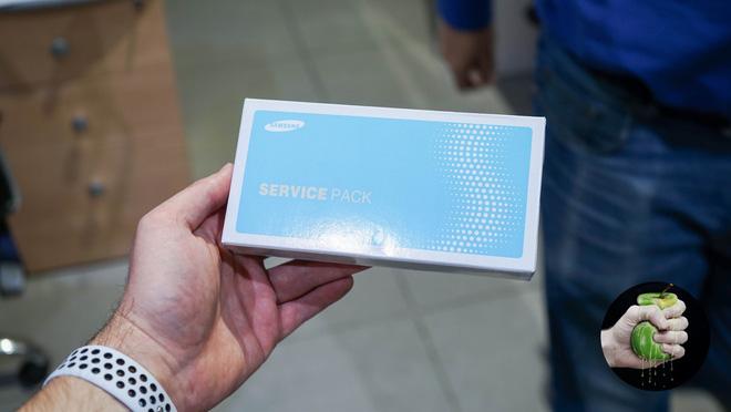Ký sự đem Samsung Galaxy Note 8 bị vỡ màn hình đi sửa: Đầy những bất ngờ - Ảnh 14.