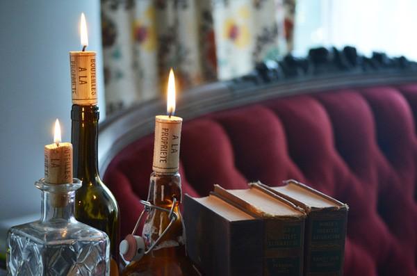 Top 15 ý tưởng sáng tạo không đụng hàng từ nút bấc rượu vang - Ảnh 21.