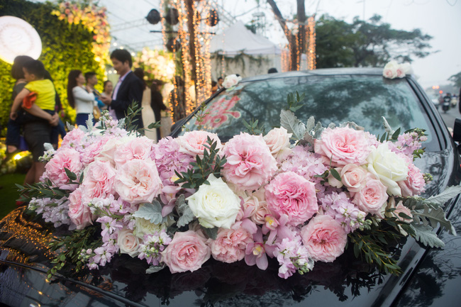 Thực hư về đám cưới đất Cảng được đồn đoán là chi phí khủng khiến nhiều người choáng váng - Ảnh 14.