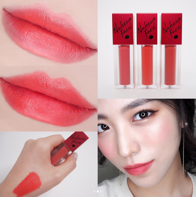 Sau son đỏ 3CE thì con gái Hàn lại mê tít 3 màu son mới của Nakeup Face - Ảnh 14.