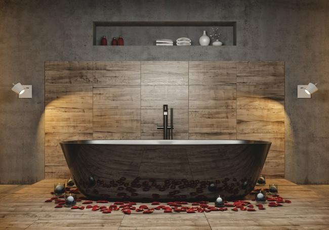 16 thiết kế bồn tắm khơi dậy cảm hứng ngay từ cái nhìn đầu tiên - Ảnh 25.