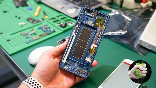 Ký sự đem Samsung Galaxy Note 8 bị vỡ màn hình đi sửa: Đầy những bất ngờ - Ảnh 15.