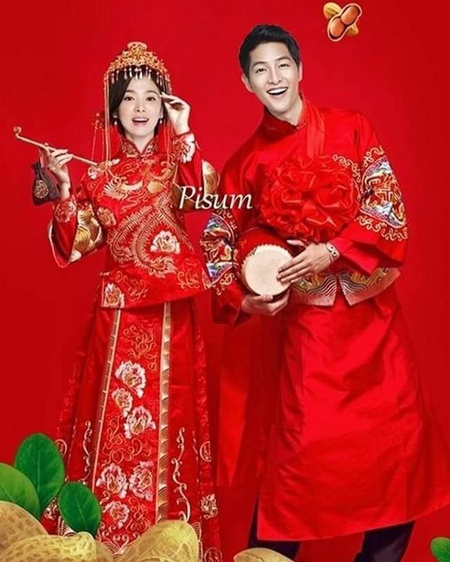 Chưa kết hôn, Song - Song đã có bộ ảnh cưới và album ảnh gia đình bên quý tử đầu lòng không thể chất hơn! - Ảnh 15.