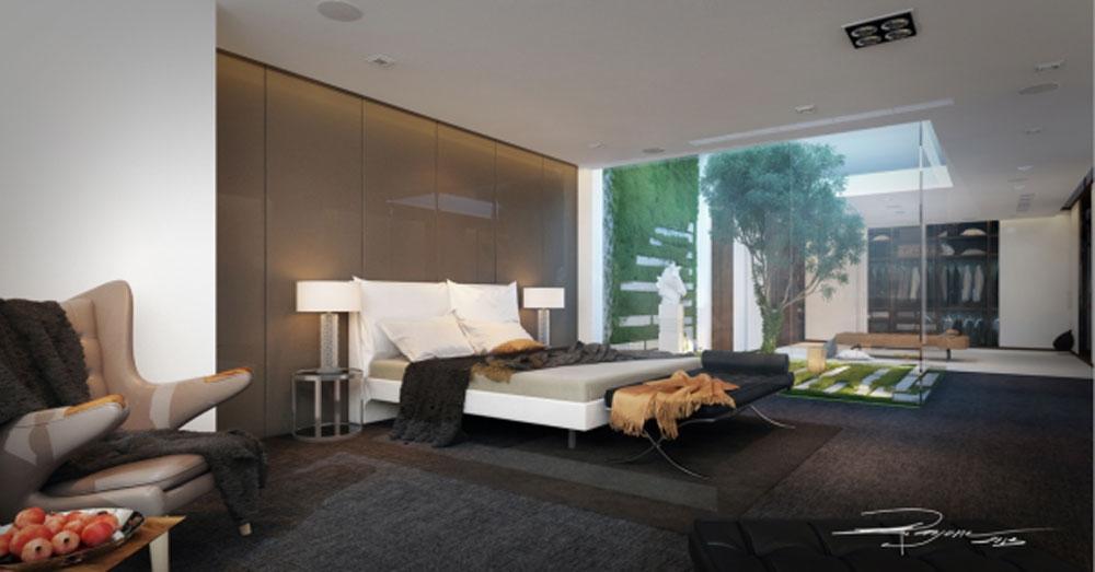 14 mẫu phòng ngủ rộng rãi dành cho người yêu kiến trúc - Ảnh 26.