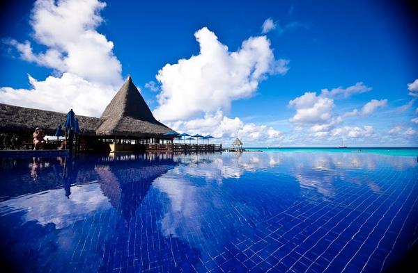 18 bể bơi sang chảnh khắp thế giới dành cho giới nhà giàu - Ảnh 23.