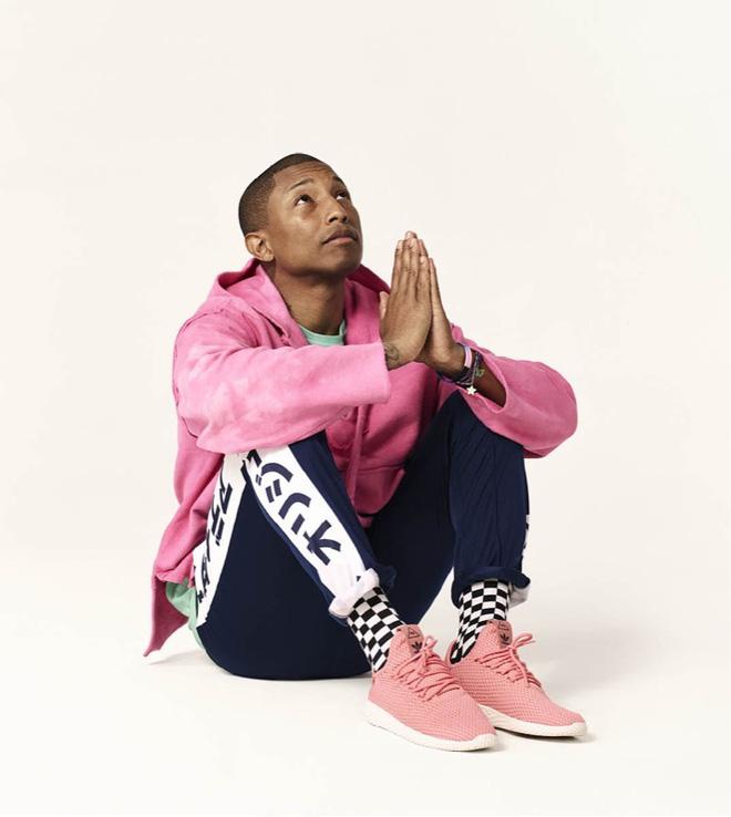 Pharrell Williams và Stan Smith tái hợp cho BST mới toàn tone màu pastel đẹp mê hồn của adidas - Ảnh 14.