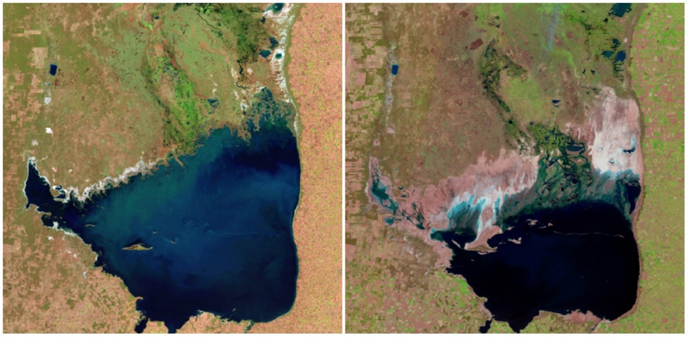 Lục lọi kho ảnh của NASA để thấy Trái đất đã thay đổi khủng khiếp đến thế nào - Ảnh 9.