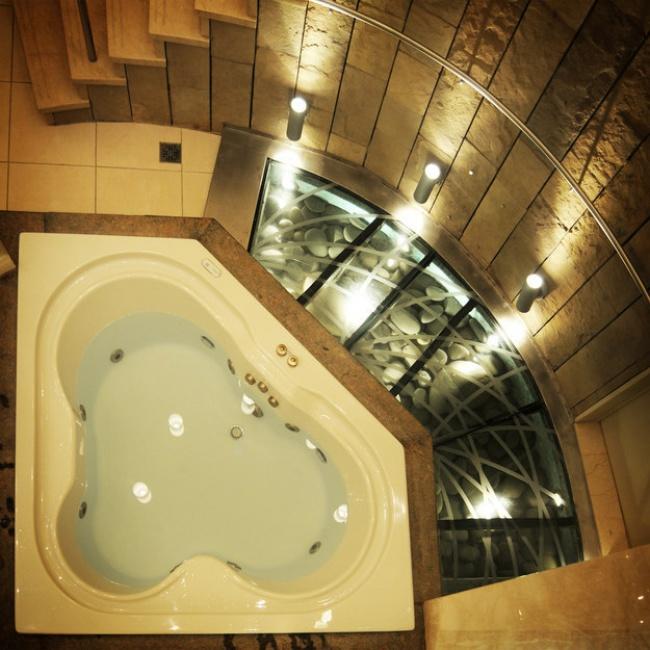 16 thiết kế bồn tắm khơi dậy cảm hứng ngay từ cái nhìn đầu tiên - Ảnh 27.