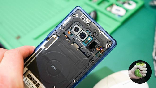 Ký sự đem Samsung Galaxy Note 8 bị vỡ màn hình đi sửa: Đầy những bất ngờ - Ảnh 16.