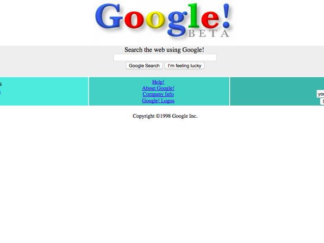 So sánh giao diện của những website nổi tiếng: ngày xưa và bây giờ - Ảnh 15.
