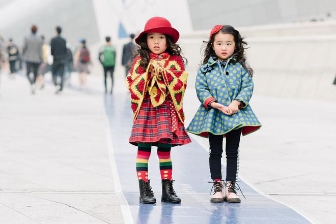 Ai là nhân vật đứng phía sau những nhóc tỳ sành điệu tại Tuần lễ thời trang Seoul? - Ảnh 15.