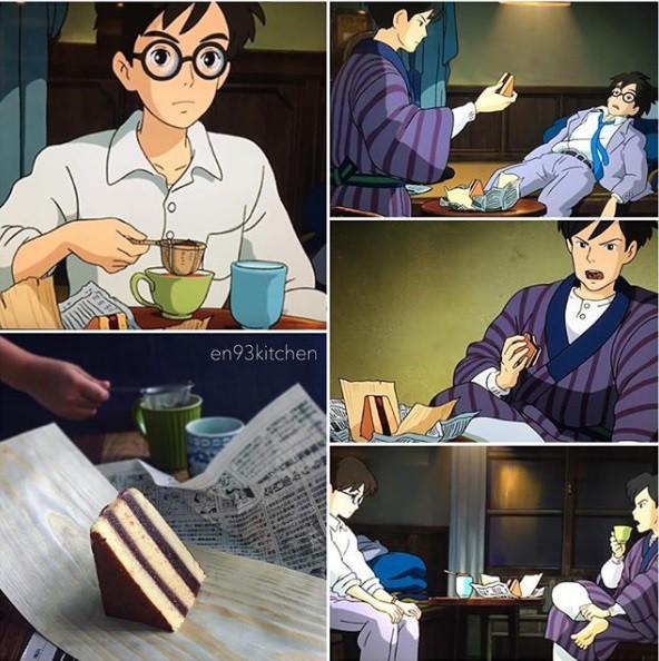 Bà nội trợ tài ba biến đồ ăn trong hoạt hình Ghibli ra đời thực - Ảnh 25.