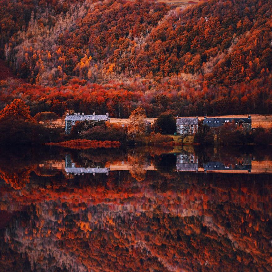 Khung cảnh thu lá vàng xuyến xao lòng người: Đâu phải ngẫu nhiên mà chúng ta yêu mùa thu đến vậy - Ảnh 6.