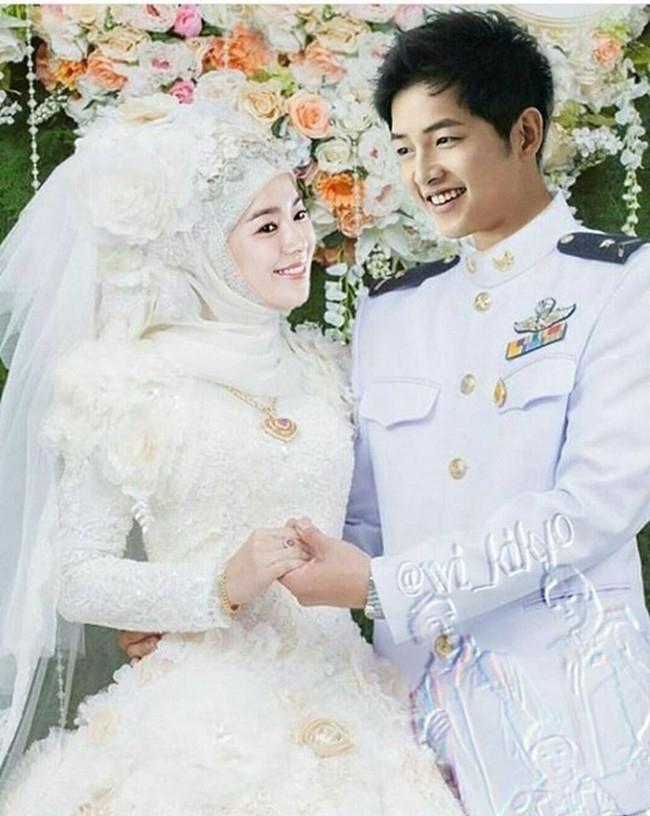 Chưa kết hôn, Song - Song đã có bộ ảnh cưới và album ảnh gia đình bên quý tử đầu lòng không thể chất hơn! - Ảnh 17.
