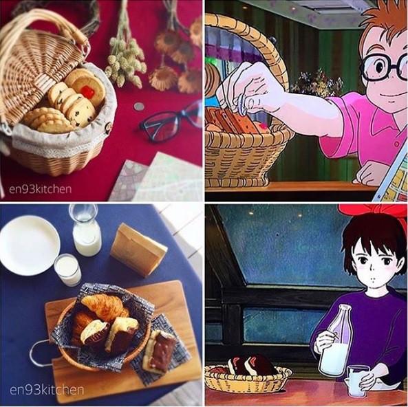 Bà nội trợ tài ba biến đồ ăn trong hoạt hình Ghibli ra đời thực - Ảnh 27.