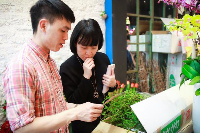 Hà Nội: Chi 72 triệu để mua hoa tươi nhập khẩu đủ tiêu chí độc và đẹp về chơi Tết - Ảnh 18.