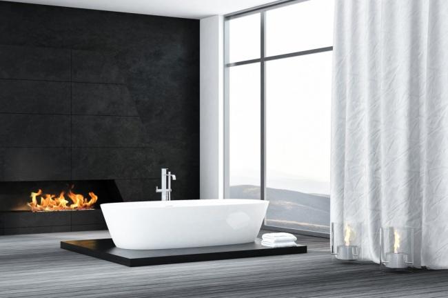 16 thiết kế bồn tắm khơi dậy cảm hứng ngay từ cái nhìn đầu tiên - Ảnh 31.