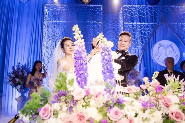 10 đám cưới Việt trong năm 2017 không phải của sao showbiz nhưng cực kỳ xa hoa khiến MXH nô nức chỉ dám nhìn không dám ước - Ảnh 19.